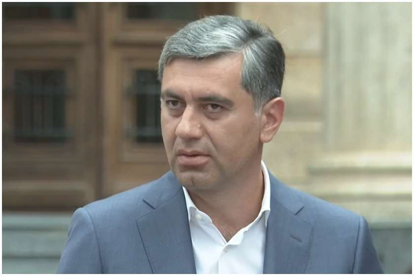 Slider-İrakli Okruaşvili sərbəst buraxıldı - Sərbəst buraxıldıqdan sonra təşəkkür etdi