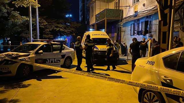 Slider-Polis evində boğazı kəsilmiş qadın tapdı