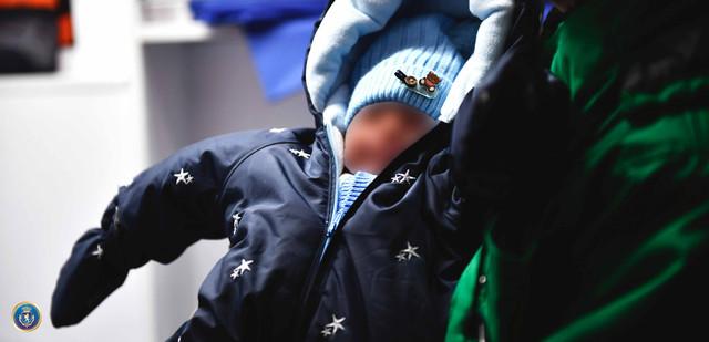 Slider-Gürcüstanda körpəni 13 min dollara satan ana və daha 6 nəfər saxlanıldı