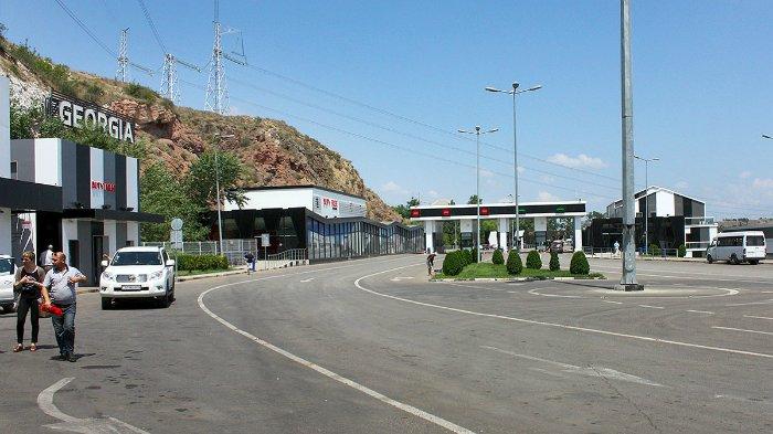 Slider-Avropa İttifaqı Gürcüstana sərhəddlərini açır