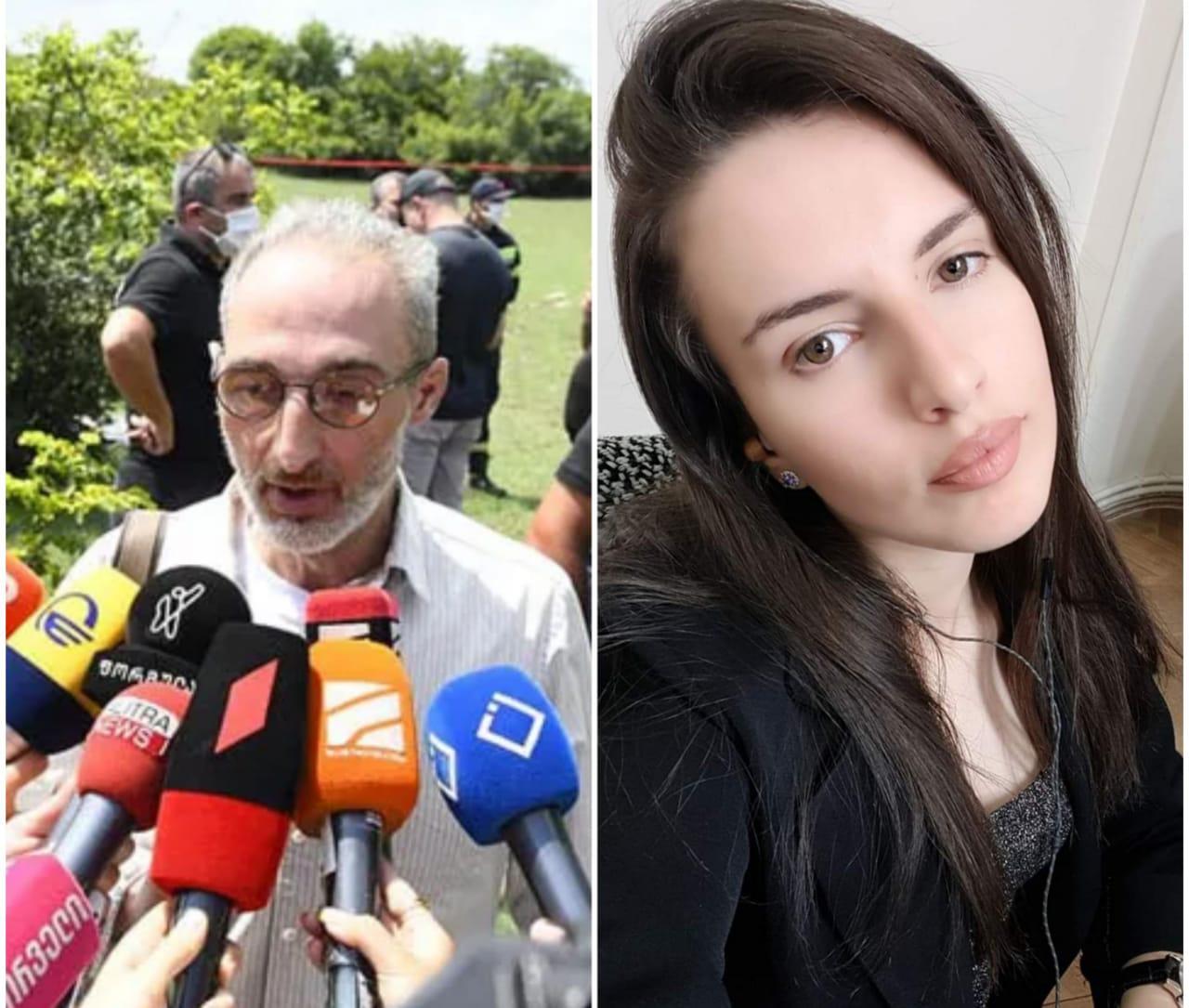 Slider-Öldürülən gənc qızın vəkilindən Tamar Baçaliaşvilinin ölümü ilə bağlı şok açıqlama