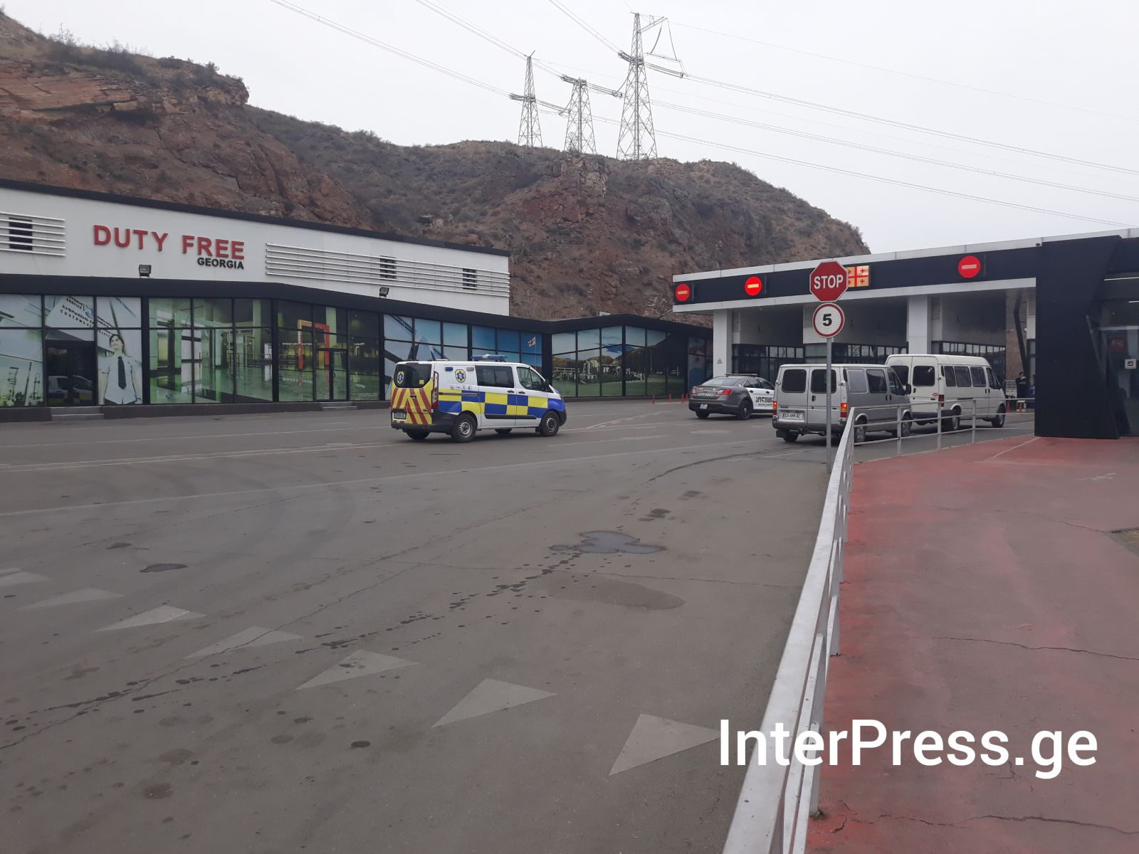 Slider-Gürcüstan-Azərbaycan sərhədində xüsusi dəhliz yaradıldı
