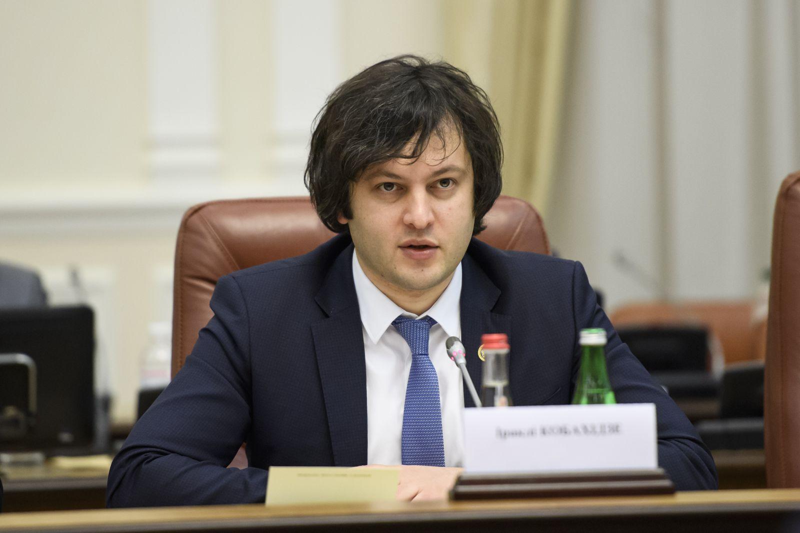 Slider-İrakli Kobaxidze 2020-ci il parlament seçkilərində 30 majoritar dairənin necə bölüşdürüləcəyini açıqlayıb