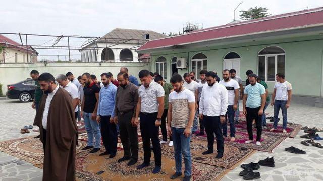 Slider-Gürcüstanda müsəlmanların dini mərasimləri dayandırıla bilər