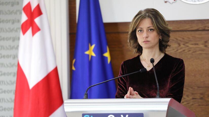 Slider-Gürcüstan Səhiyyə naziri ictimai nəqliyyatın fəaliyyəti ilə bağlı açıqlama verdi