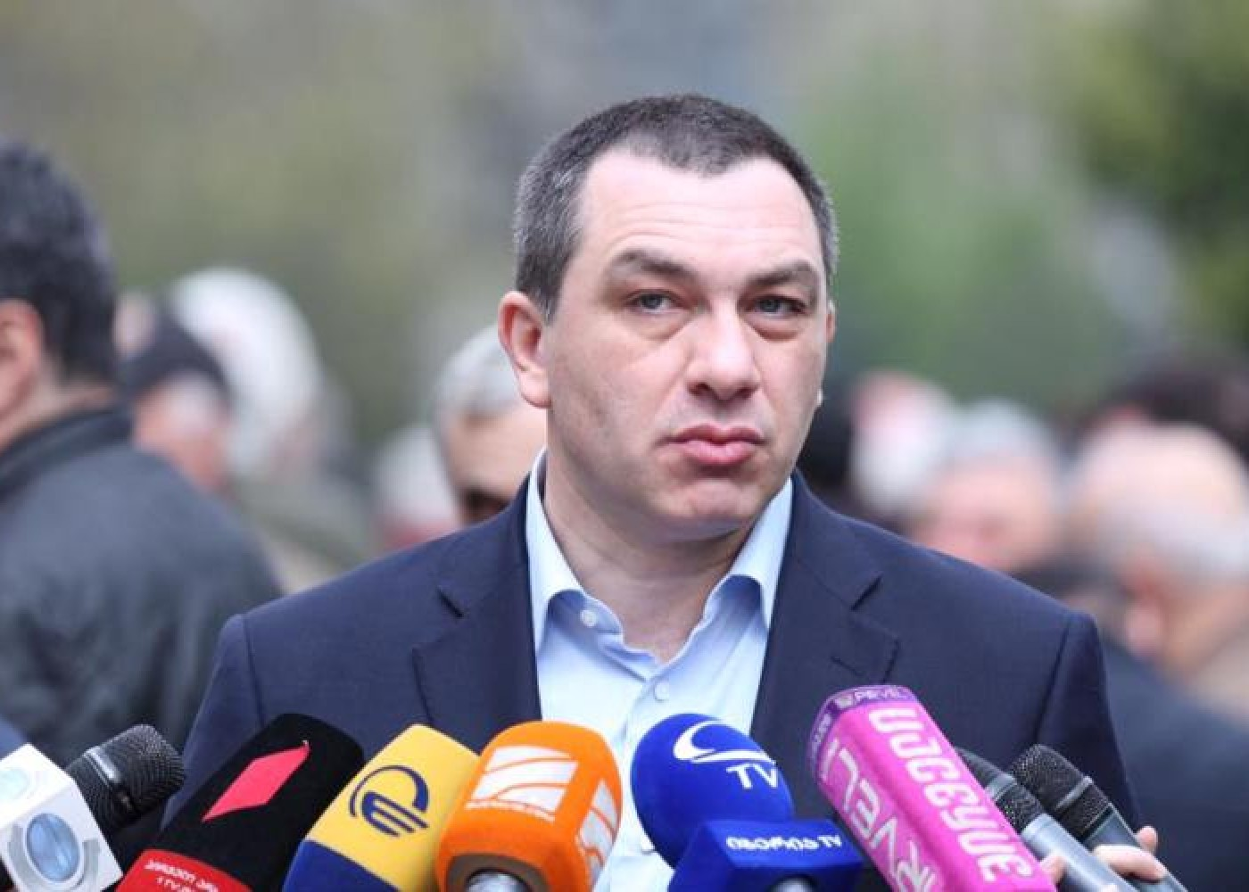 Slider-Müxalifət lideri Marneulinin Araflı kəndində baş verən hadisəyə münasibət bildirdi
