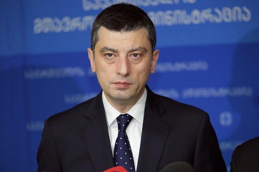 """Slider-Giorgi Qaxaria: """"Əmin olun ki, bu ilki parlament seçkilərində hər zamankindən daha çox müşahidəçi olacaq"""""""