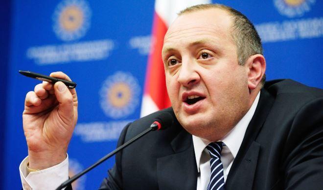 Slider-Marqvelaşvili: Saakaşvili ilə görüşə hazıram