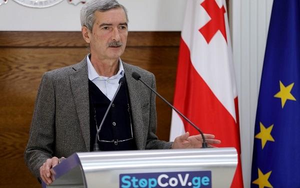 """Slider-Paata İmnadze insanlara koronavirusa qarşı peyvənd vurulmasından danışdı - """"Zorla peyvənd vurulmur"""""""