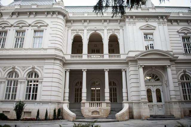 Slider-Gürcüstanın Prezident Administrasiyasının fəaliyyəti məhdudlaşdırıldı
