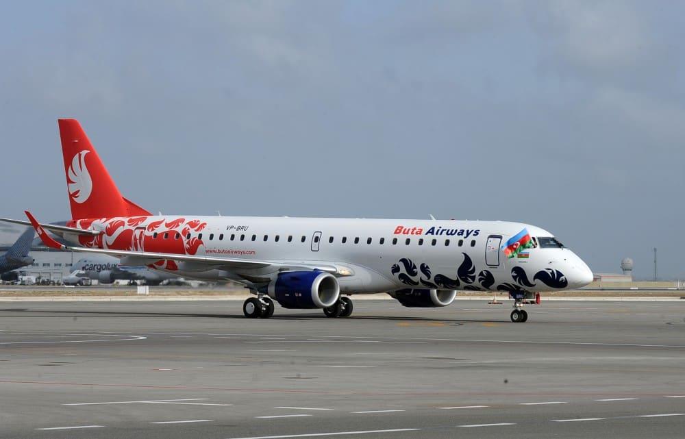 Slider-Azərbaycana məxsus olan aviaşirkət Gürcüstanla uçuşları dayandırdı