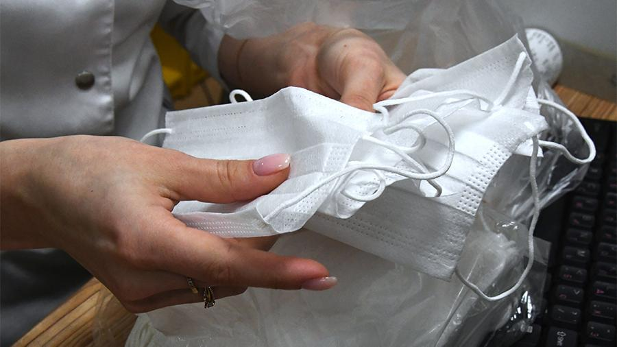 Slider-Gürcüstanda tibbi maskalar pulsuz paylanacaq