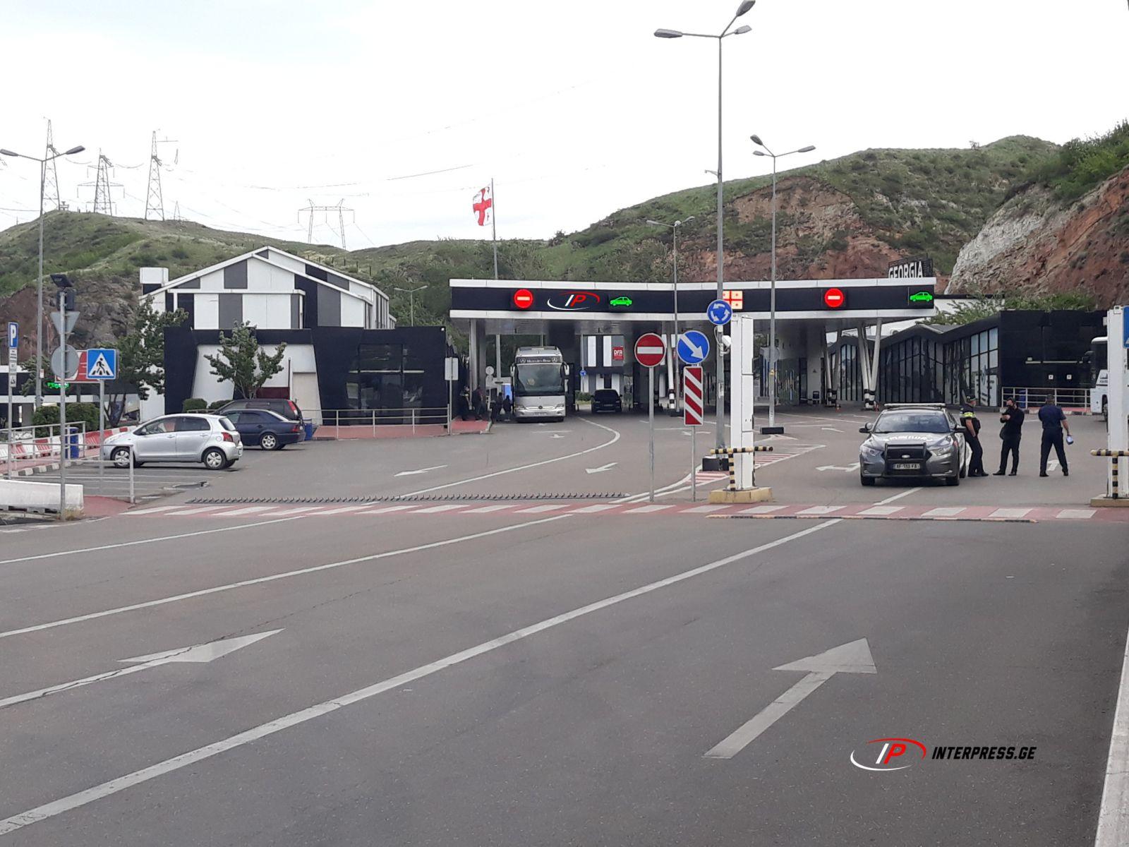 Gürcüstan-Azərbaycan sərhəddində yenilik